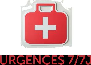 Urgences 7/7J